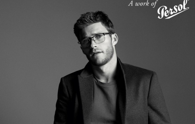 Persol meet the new generation Scott Eastwood